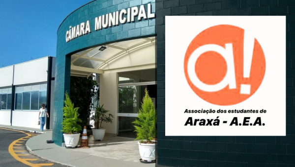 Câmara Municipal aprova verba de R$464 mil para a Associação dos Estudantes de Araxá