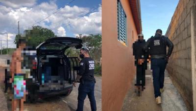 Além das fronteiras: Operação prende autores de roubo a farmácia e mercearia em Campos Altos