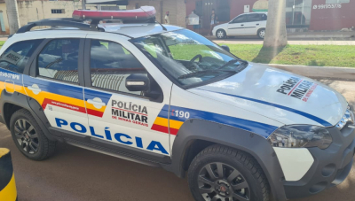 Homem de 62 anos é preso após ameaçar ex-mulher com uma arma em Araxá