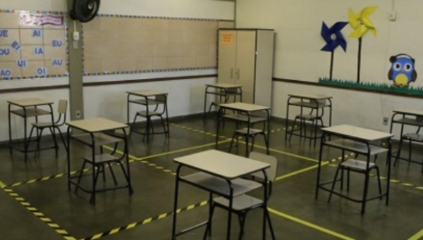 Retorno das aulas presenciais é confirmado nas escolas municipais em Araxá para o dia 5 de julho